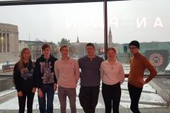 Nordplus Junior projekto  dalyvių susitikimas Suomijoje